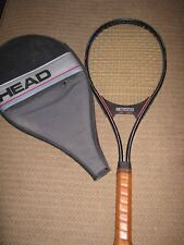 AMF Head Tournament Tennis Racket w/cover-case Size 4 3/8 L3-FREE SHIPPING!!!