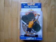 FTChamps Casillas 1- Figura de acción 15 cm. Serie 4-4-2 - Real Madrid