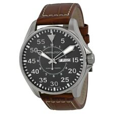 NEW Hamilton Khaki Pilot Men's Automatic Watch - H64715885