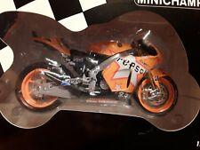 HONDA RC212V * Andrea Dovizioso * Repsol * MotoGP Aragon 2011 * 1:12 Minichamps