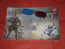 RAT-MAN LEO ORTOLANI- AVARAT-N°2-SIGILLATO IN 3D RATMAN a parte disponibile il 1