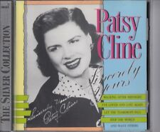 PATSY CLINE Sincerely Yours The Silver Collection CD WOODFORD MUSIC HOLLAND