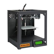 USA Seller GEEETECH Mecreator 2 high precision desktop 3d printer ASSEMBLED well
