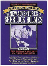 The New Adventures of Sherlock Holmes: The Viennese Strangler & The Notorious ..