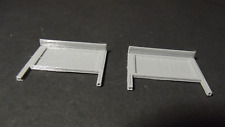 N Scale Ground Mounted Advertising Sign Boards  3D Printed