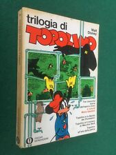 Walt DISNEY - TRILOGIA DI TOPOLINO Oscar Mondadori/356 (1° Ed 1971) Fumetto
