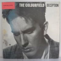 """The Colourfield – Deception (Vinyl, 12"""", LP, Album)"""