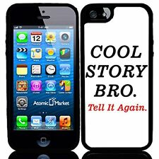 Cool Story Bro Tell It Again For Iphone 6 Case Cover