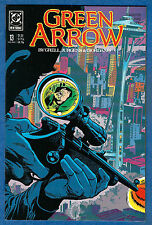 GREEN ARROW # 13  - DC 1989  (vf)