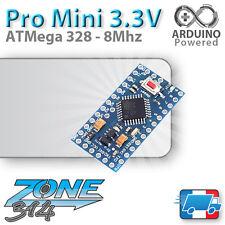 Arduino Pro Mini - ATmega 328P - 3.3V / 8 Mhz (compatible Nano)