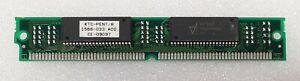 New KINGSTON KTC-PENT/8 8MB 72 PIN Low Profile FPM SIMM Memory Module
