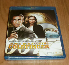 007: James Bond contra Goldfinger (Blu-ray, 2009, 1 Disco)