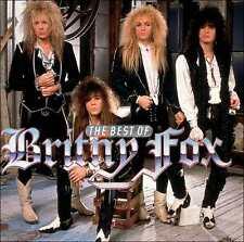 BRITNY FOX : BEST OF (CD) sealed