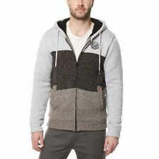 Buffalo Men's Lined Sweater, Gray * Large*