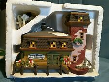 "Dept.56 Heritage Village New England Village ""Cape Keag Fish Cannery"" #5652-9"