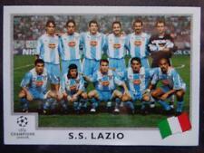 Panini Champions League 1999-2000 - Team Photo (SS Lazio) #1