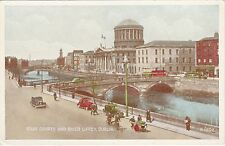 Four Courts & River Liffey, DUBLIN, County Dublin, Ireland