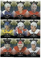 2013-14 ITG In The Game Decades The 90's Hockey 200-Card Gold Parallel Base Set