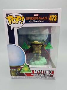 MYSTERIO MARVEL SPIDER-MAN FAR FROM HOME FUNKO POP 473