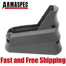 Armaspec Rhino R-23 Tactical Magwell Grip w/Funnel Finger Groove - Grey ARM100