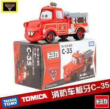 New Tomica Disney Pixar C-35 Mater Mini Carry Motors Diecast Cars Takara Tomy