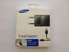 Caricabatterie 220V USB 2A Samsung Nero ETA-U90EBEGSTD Originale