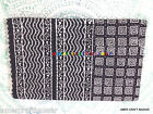 Indian+Handmade++Kantha+Quilt+Bedspread+Throw+Cotton+Blanket+Gudari+Queen+