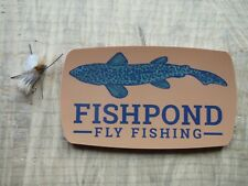 Fishpond Trout Cruiser Fly Fishing sticker