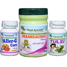 PLANET AYURVEDA ASTHMA CARE PACK