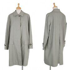 MARGARET HOWELL Houndstooth Cotton Coat Size 3(K-41976)