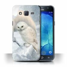 Owl Mobile Phone Fitted Cases/Skins for Samsung Galaxy J5