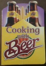 Cooking With Beer Recipe Board Book Easy Follow Recipes, English and Illustrated
