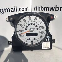BMW MINI One,Cooper,Cooper S Clocks/Dials/Speedo Instrument Cluster 6953543 #13