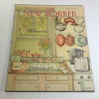 The New Yorker: August 19 1985 Full Magazine/Theme Cover Jenni Oliver