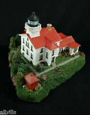 Grand Traverse Michigan # 191 Retired Harbour Lights Hand Painted Younger