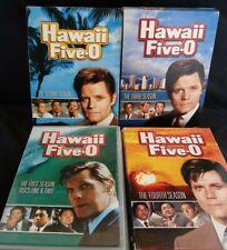 Original Hawaii Five-O DVD Collection Season One/Two/Three/Four. 13 DVD Set