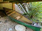 Green Old Town Penebscot 16 Royalex Canoe