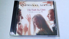 """HERMANAS SISTER """"THE PUNK ACID-JAZZ EXPERIENCE"""" CD 10 TRACKS COMO NUEVO"""