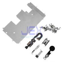 LCD Display Repair kit Parts Set for iphone 8 Plate, Home, Camera, Ear Speaker