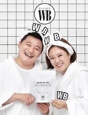 New Wondwe Bath Salon De Tte Skin Tuning Recipe Cleansing Pad Exfoliator 10Ea