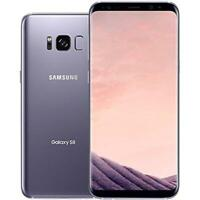 Samsung Galaxy S8 - G950U Factory Unlocked (Verizon, AT&T, T-Mobile) Orchid Gray