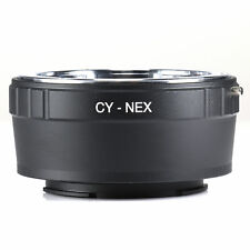 Contax C/Y CY Lens to Sony E Mount Adapter Ring for NEX-3 5 5n 7 C3 VG20 VG10