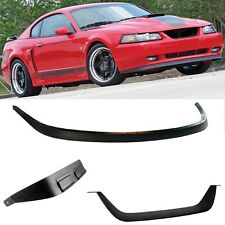 99-04 MUSTANG MACH 1 Chin Spoiler and Grille Delete Bottom Lip (99-04 GT, V6)