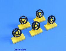 LEGO City véhicule utilitaire/AUTO volants jaune / 5 pièces