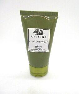 Origins Plantscription Anti-aging Cleanser ~ 1.7 oz / 50 ml