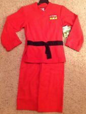 Ninjago Kai Fleece Boys 2-Piece Long Sleeve Pajama Set Size 8