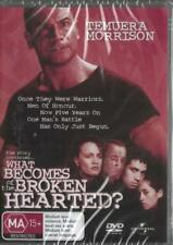 WHAT BECOMES OF THE BROKEN HEARTED? - NEW & SEALED DVD - FREE LOCAL POST