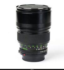 Lens Canon FD 2/135mm  Mint-