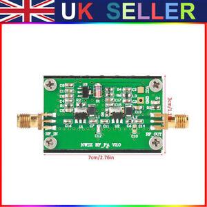 2MHZ-700MHZ 3W HF VHF UHF FM Transmitter RF Power Amplifier DC 12~15V UK
