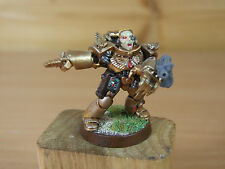 CLASSIC METAL CONVERTED SPACE MARINE BLOOD ANGELS LORD PAINTED (1667)